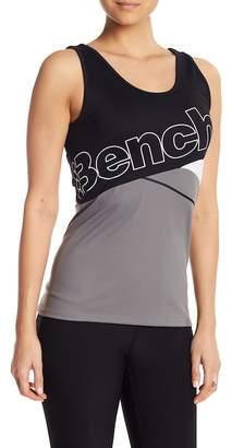 Bench Colorblock Logo Tank Top