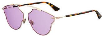 Christian Dior So Real Pop Monochromatic Sunglasses