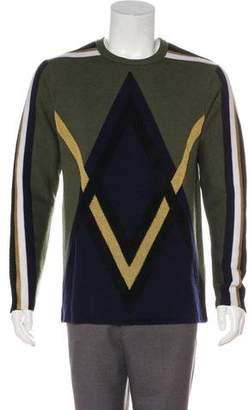 Kenzo Wool & Mohair Sweater
