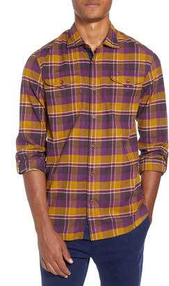 Scotch & Soda Slim Fit Rocker Check Sport Shirt
