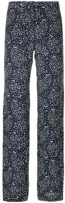 Stella McCartney flared moon trousers