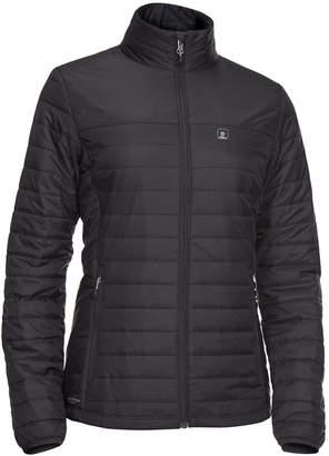 Eastern Mountain Sports Ems Women's Prima Packable Full-Zip Insulator Jacket