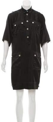 Dolce & Gabbana Mini Shift Dress
