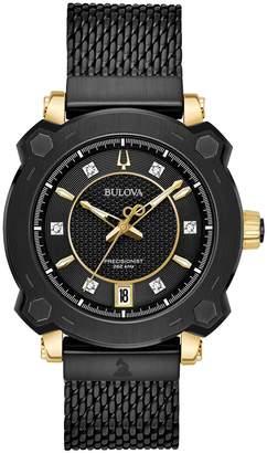 Bulova Women's GRAMMY Awards Special Edition Precisionist Diamond Mesh Watch - 98P173