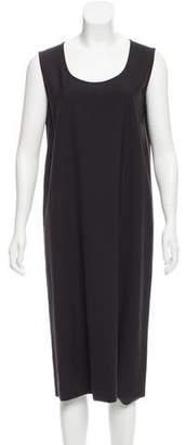 Hermes Wool Midi Dress