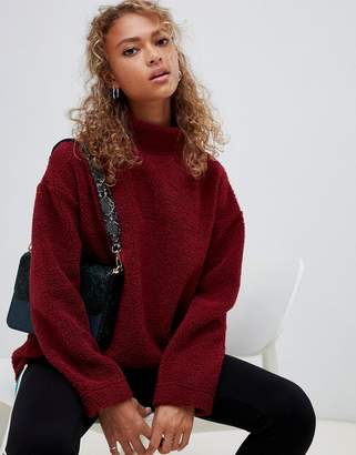 New Look Funnel Neck Sweater