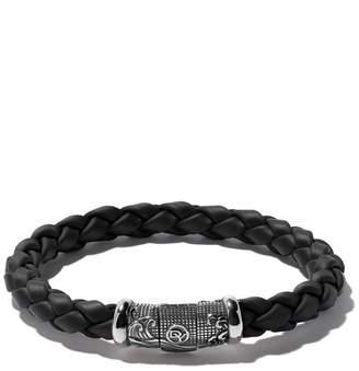 David Yurman Waves woven bracelet