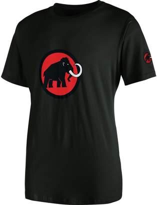 Mammut Logo Short-Sleeve T-Shirt - Men's