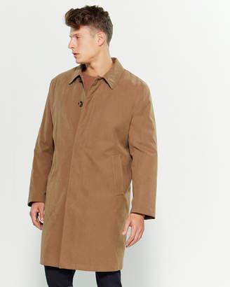 London Fog British Khaki Durham Raincoat