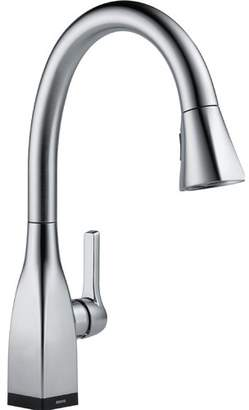 Delta Mateo Pull Down Touch Single Handle Kitchen Faucet with and MagnaTite Docking and Touch2O Technology