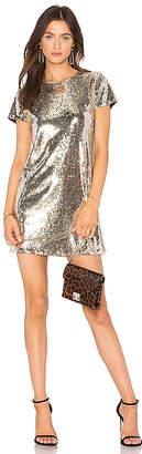 Line & Dot Soleil Sequin Dress