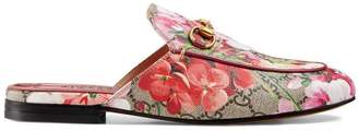 Gucci Princetown GG Blooms slipper