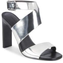Sigerson Morrison Imala Patent Leather Sandals