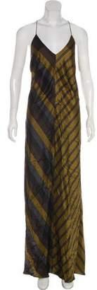 Alexander Wang Silk Maxi Dress