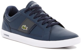 be7bb90df Lacoste Europa Leather Sneaker