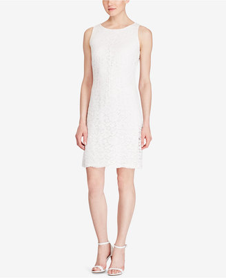 American Living Lace Shift Dress $89 thestylecure.com