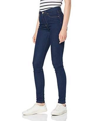 6ac27b0f6 Tommy Hilfiger Women's TH ESS Como Skinny RW Joslyn Jeans, Blau 913, 34W x