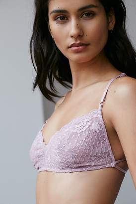 Intimately Essential Lace Racerback
