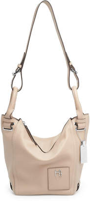 Henri Bendel Spruce Street Convertible Hobo Bucket Bag