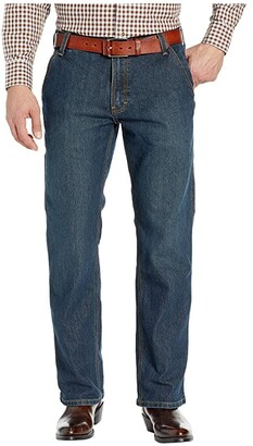 Ariat Rebar M4 Durastretch Workhouse Low Rise Bootcut Jeans in Phantom