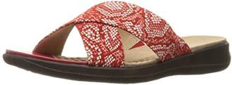 SoftWalk Women's Tillman Slide Sandal