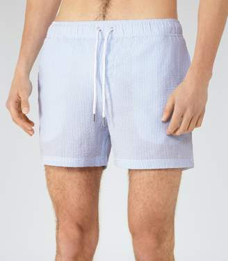 Reiss Seaside Striped Swim Shorts