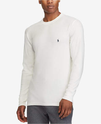 Polo Ralph Lauren Men Waffle-Knit Thermal