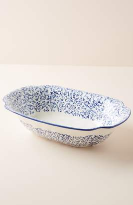 Anthropologie Attingham Small Serving Bowl