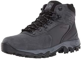 Columbia Men's Newton Ridge Plus II Suede Waterproof Hiking Boot