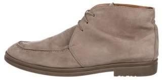Loro Piana Urban Walk Chukka Boots