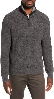 Zachary Prell Fillmore Quarter Zip Sweater