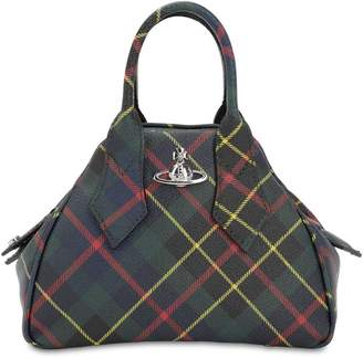 b799f6da34e Vivienne Westwood Yasmine Small Coated Canvas Bag
