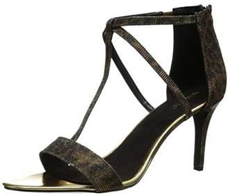 Nine West Women's Inta Leopard Heeled Sandal