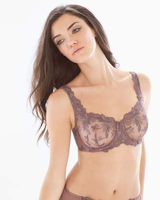 47175fc156d10 at Soma Intimates · Sensuous Lace Unlined Bra
