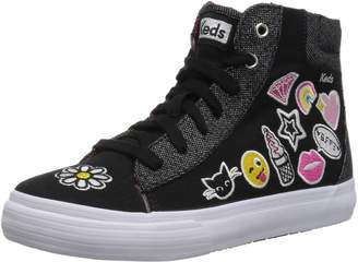 Keds Girl's Double Up Hi Top Sneakers