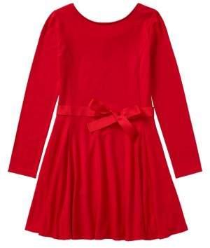 Ralph Lauren Little Girl's & Girl's Skater Dress