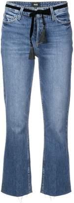 Paige Colette straight-leg jeans