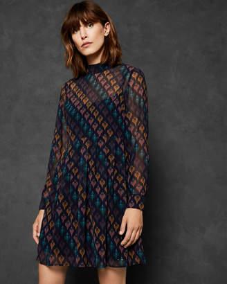 Ted Baker ALLYY Heart print dress