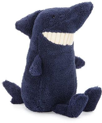 Jellycat Medium Toothy Shark Stuffed Animal, Blue $25 thestylecure.com