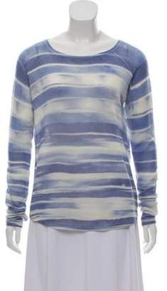 Vince Wool Patterned Sweater