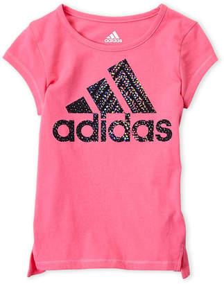 adidas Girls 4-6x) On My Game Tee