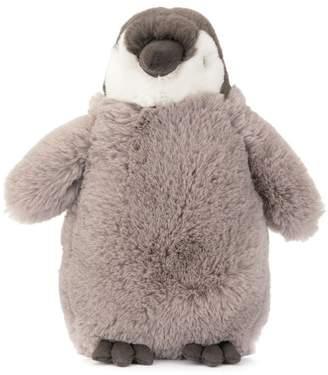 Jellycat fluffy penguin soft toy