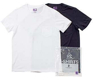 The North Face (ザ ノース フェイス) - THE NORTH FACE PURPLE LABEL COOLMAX Pack Tee