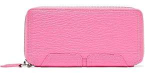 3.1 Phillip Lim Pashli Textured-Leather Wallet