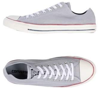 CTAS OX DENIM FRAYED WASHED - FOOTWEAR - Low-tops & sneakers Converse f4JUk1G
