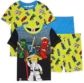 Lego LICENSED PROPERTIES 4-pc. Pajama Set Boys