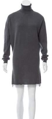 Barbara Bui Long Sleeve Mini Dress