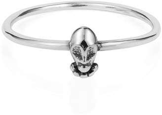 Lee Renee Tiny Voodoo Orunla Ring Silver