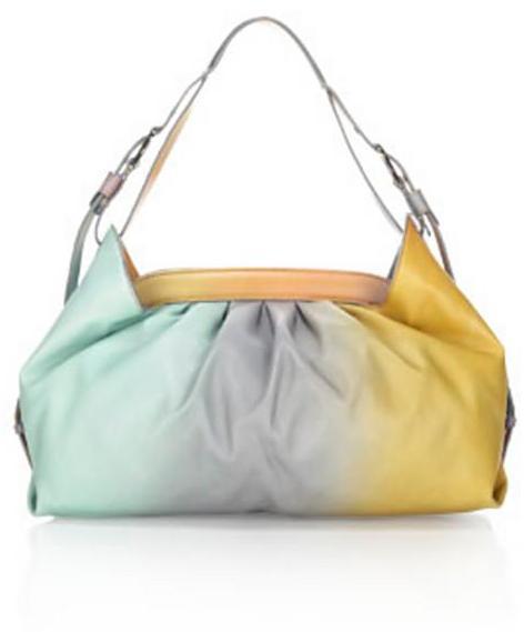 Fendi Doctor B Bag, Multicolor