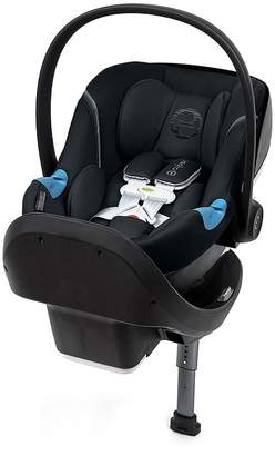 Pottery Barn Kids Cybex Aton M SensorSafe Car Seat, Lavastone Black
